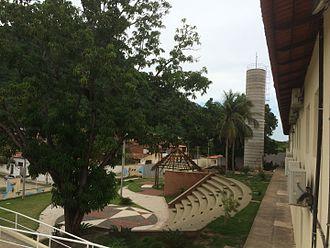 University for International Integration of the Afro-Brazilian Lusophony - Liberdade Campus