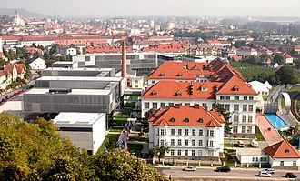 Danube University Krems - Campus Krems