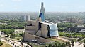 Canadian Museum for Human Rights, The Forks, Winnipeg (501337) (14824992079).jpg
