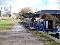 Canal boat, Batheaston - geograph.org.uk - 1753813.jpg