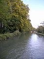 Canal latéral à la Garonne, près de Fontet, Gironde.JPG