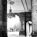 Candelabro en el Castillo de Chapultepec.JPG
