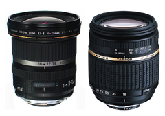 Canon EF-S 10-22mm F3.5-4.5 USM (left) - Tamron AF18-250mm F3.5-6.3 Di-II LD Aspherical (IF) Macro (right).png