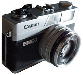 Image illustrative de l'article Canonet QL17 G-III