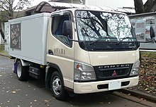 Mitsubishi Fuso Canter - Wikipedia