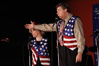 Capitol Steps - A 2008 performance
