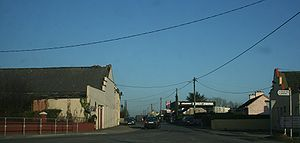 Cappamore - R505 through Cappamore