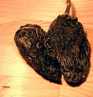 Chipotle Smoke-dried jalapeño
