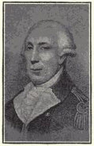 John Munro (loyalist) - Image: Captain John Munro