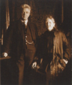 Carl Nielsen and wife.png