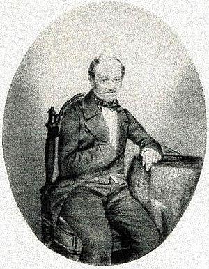 Karl Thomas Mozart - Karl Thomas Mozart, daguerreotype, 1856