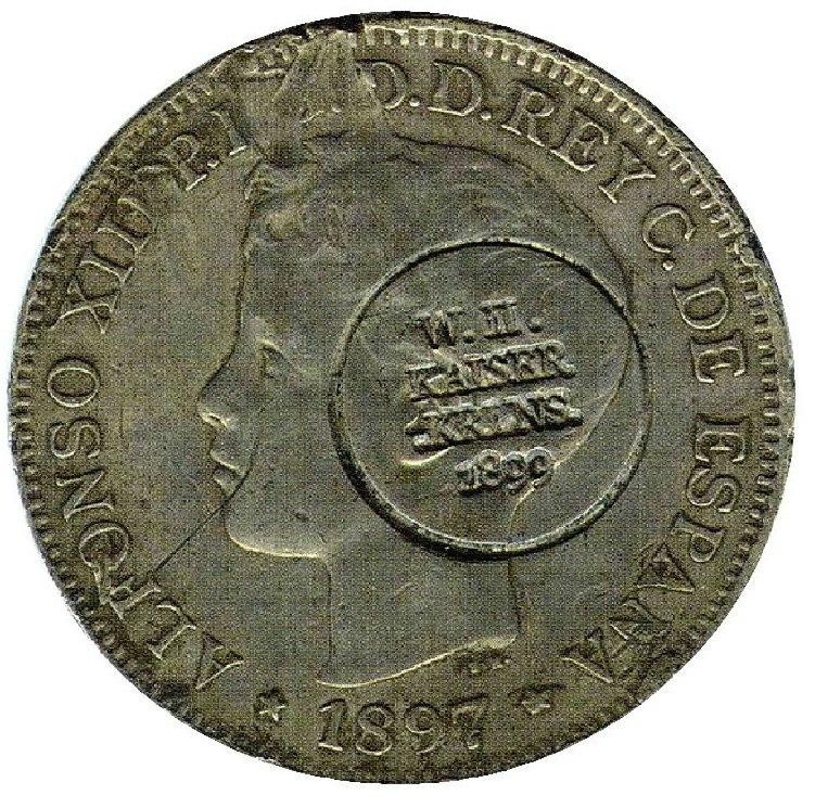 Carolinas Islands coin 2013 derivate 000
