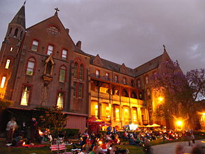Abbotsford Convent - Carols at the Convent, 2009