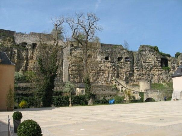 Casemates Luxembourg 963