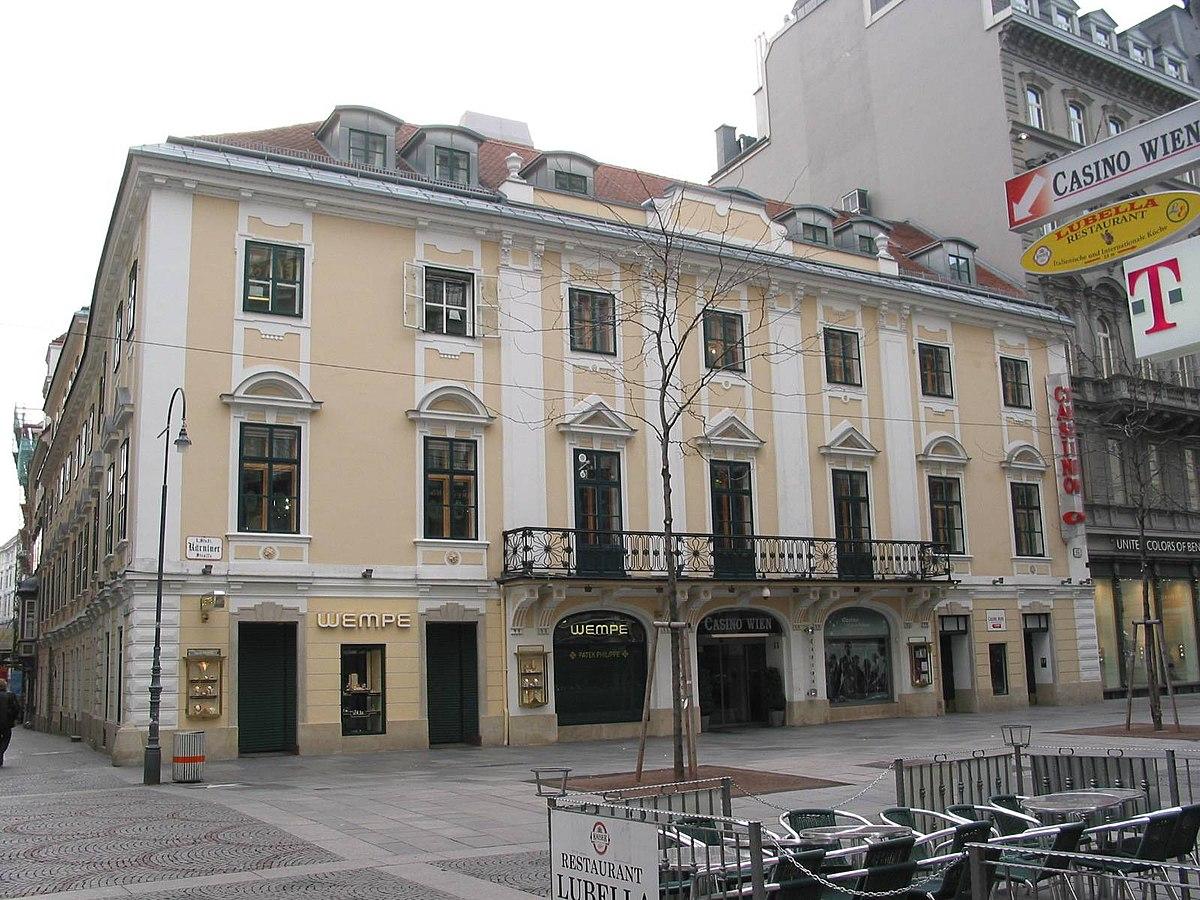 Palais Esterházy Kärntner Straße Wikipedia