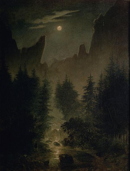 File:Caspar David Friedrich - Uttewalder Grund.jpg