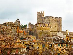 Nazzano - Castle of Nazzano.