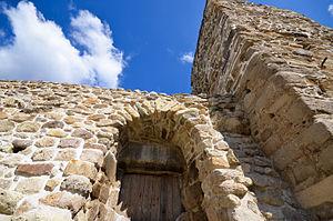 District of Mitrovica - Castle of Vushtrria