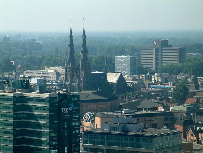 Holandija 798px-Catharinatorens2