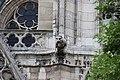 Cathedral Notre Dame de Paris Gargoyle (28212562162).jpg