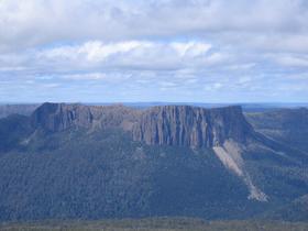 Cathedral Mountain Tasmania Wikipedia