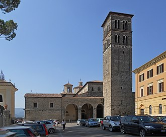Roman Catholic Diocese of Rieti - Rieti Cathedral