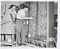 Census Bureau techs check out computer frame.jpg