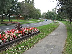 Central Avenue Newton Aycliffe - geograph.org.uk - 1493190.jpg