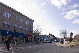 Central Street (Evanston, Illinois)