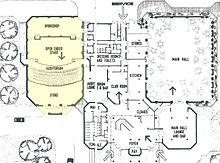 Centre Halls baza plano 1975.jpg