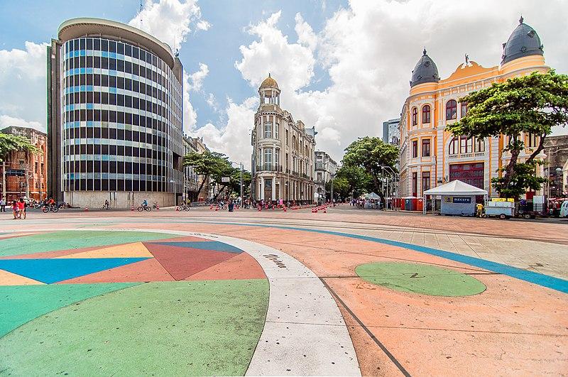 Pontos de interesse de Recife
