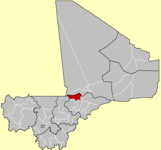 Youwarou Cercle Cercle in Mopti Region, Mali