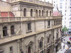 Teatro Nacional Cervantes - Image: Cervantes wv