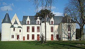 Chateau of Cangé