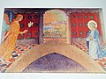 Châteauneuf-du-Faou 19 Eglise paroissiale Fresque de Sérusier 1.jpg