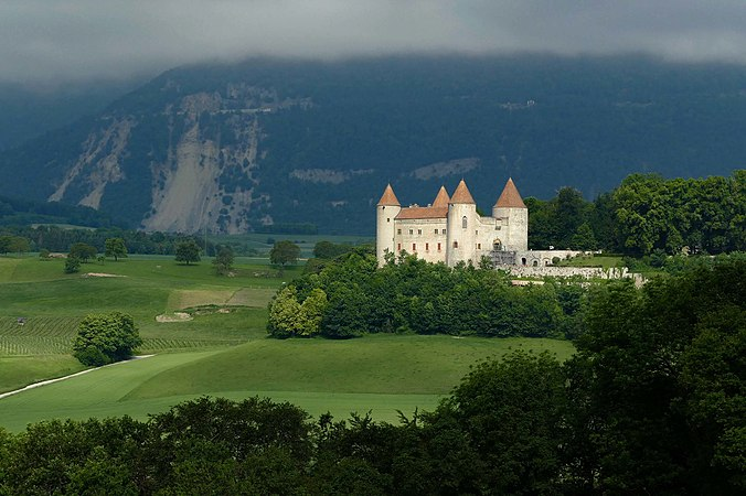 Champvent, château de Champvent.jpg
