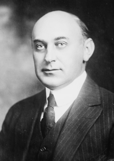 Channing H. Cox American politician
