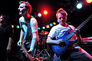 Chaos Divine Australian progressive metal band