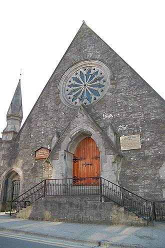 Methodist Church in Ireland - Image: Chapel athlone