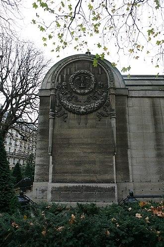 Chapelle expiatoire - Image: Chapelle expiatoire Louis XVI mg 4551