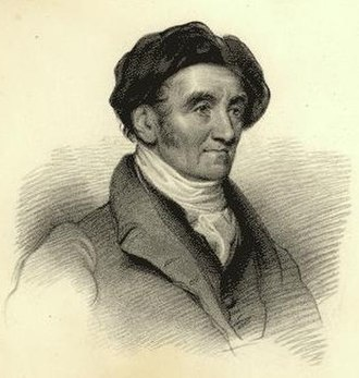 Charles Hayter - Charles Hayter in 1811, by his second son John Hayter (1800–1895)