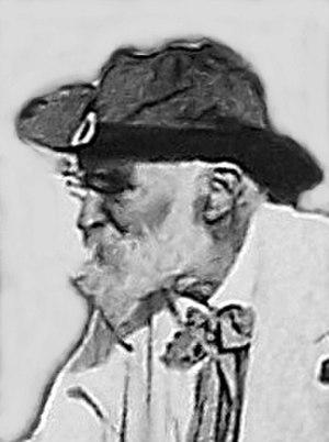 Charles Seignobos - Image: Charles Seignobos, portrait