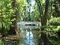 Charleston South Carolina-Short white bridge in Magnolia Plantation and Gardens-20060429112230.jpg
