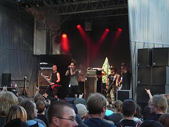Charon (band) - Image: Charon band