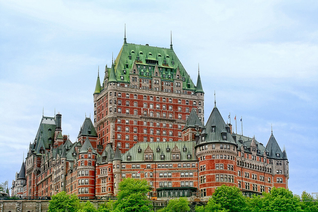 N Hotel Quebec City