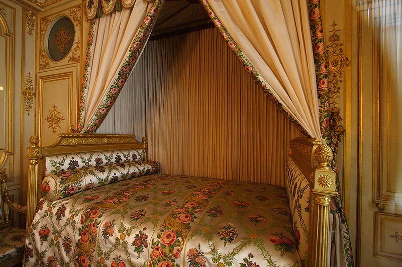 małżeńska sypialnia