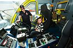 Checking out Airservices Australia's fire trucks (14292925992).jpg