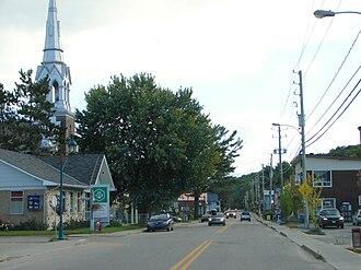 Chénéville, Quebec - Image: Cheneville QC 1