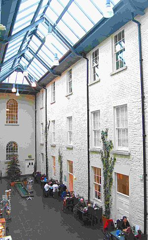 Chester Beatty Library - Atrium