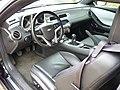 Chevrolet Camaro 45th - Interior.jpg